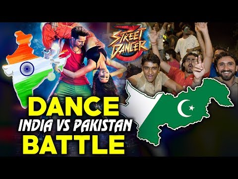Street Dancer 3D Dance Battle Between INDIA And PAKISTAN | Varun Dhawan Shraddha Kapoor, Prabhu Deva Mp3
