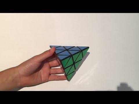 YJ GuanLong Pyraminx Review!