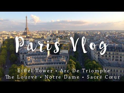 Europe Travel Vlog: Paris   France
