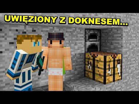 Minecraft: UWIĘZIONY Z DOKNESEM -  Dealer & Doknes