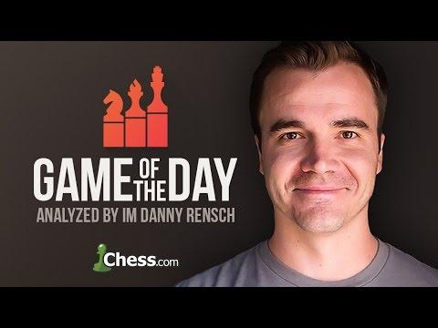 Vladimir Kramnik's Brilliant Positional Rook Sacrifice