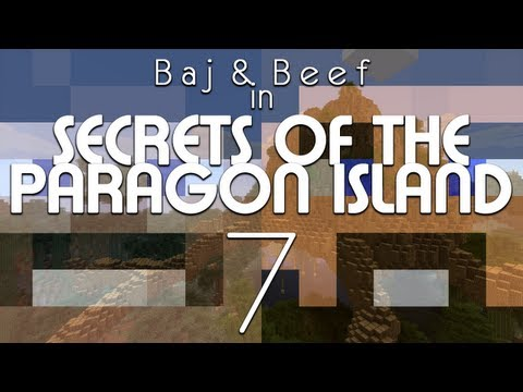 Baj n' Beef Play - Secrets of the Paragon Island - EP07 - Sewer Rats