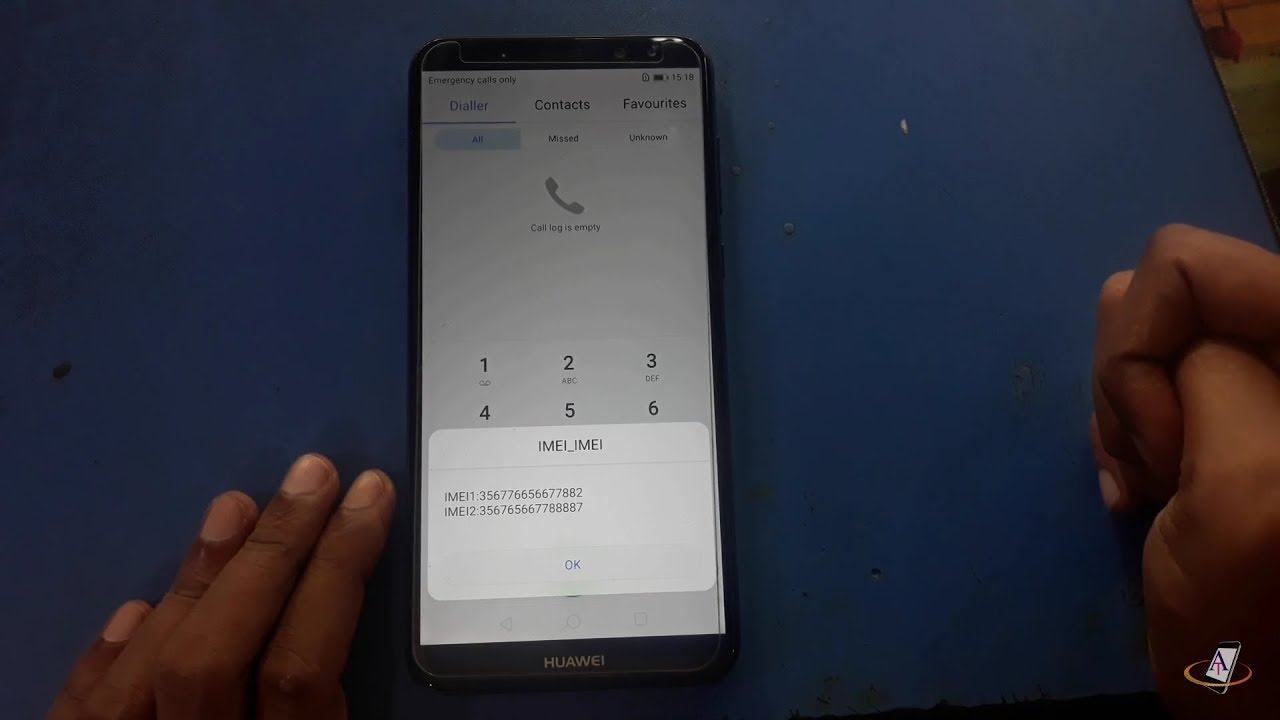 Huawei RNE-L22 Imei Repair New Security Dual Sim No Service Fix | How To  Imei Repair Huawei RNE L22 by Anonna Telecom