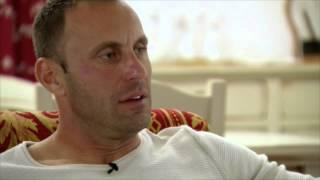 Mattias Sunneborn berättar om sin pappas självmord