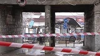 Волгоград. Взрыв в троллейбусе. Кадры с места теракта!