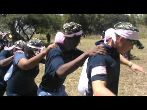 TBAE Plank Race Team Building Activity