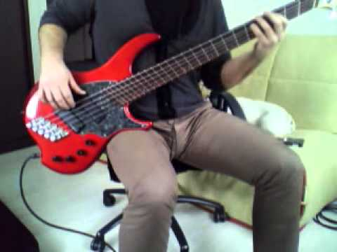 Mire Deep | Cult Of Luna Bass Cover | Dingwall Combustion 5