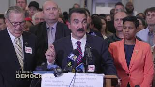 Speaker Prieto on the need to pass the Democratic State Budget Plan