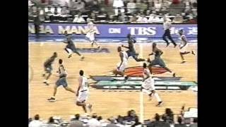Chris Webber vs. Kevin Garnett - 11/5/99 (Tokyo, Japan)