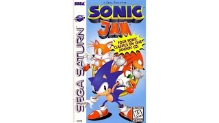 Sonic Jam Review for the SEGA Saturn