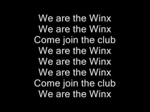 We Are the Winx Sing Along