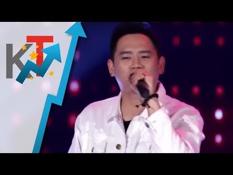 TNT Champion Mark Michael Garcia performs on GGV stage!