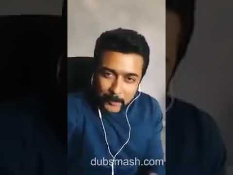 singam part 3 surya talk dubmash