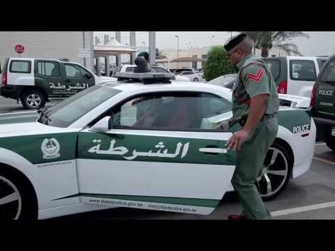 Why is Dubai Assembling a Supercar Police Fleet?