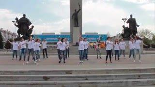Музыкальная зарядка студентов Брянского филиала РЭУ им. Г.В. Плеханова