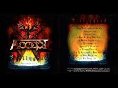 Accept - Twist Of Fate