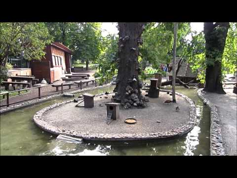 Budapest Margaret Island - HD Video Tour, Hungary