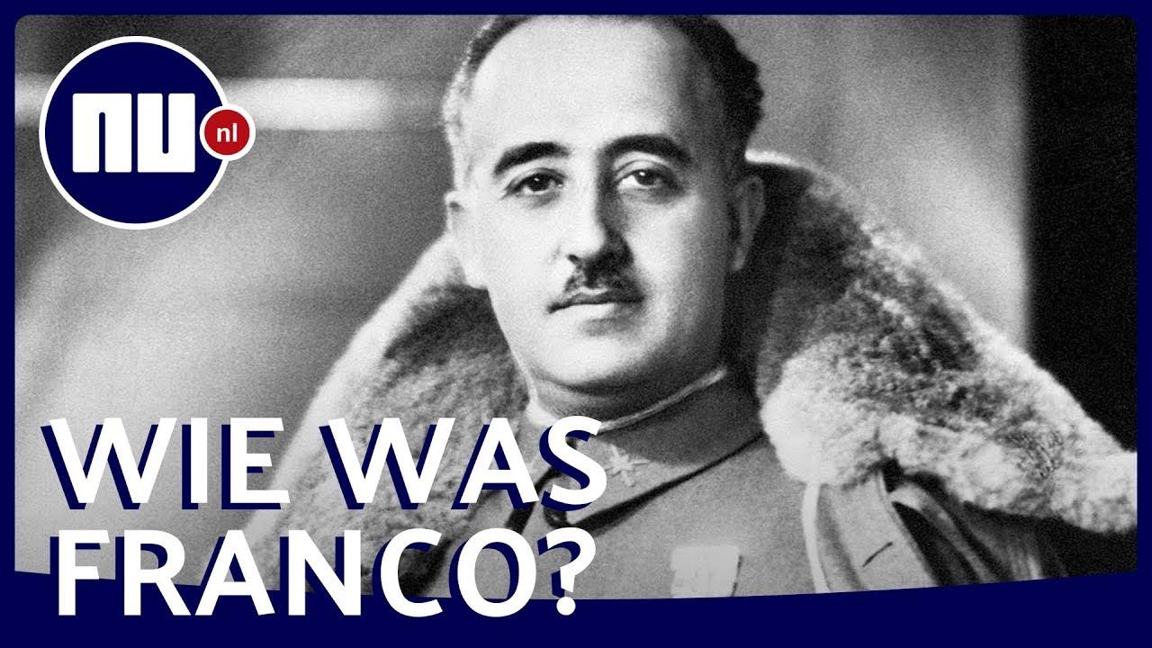 Download Hoe de geest van oud-dictator Franco nog steeds door Spanje zwerft   NU.nl