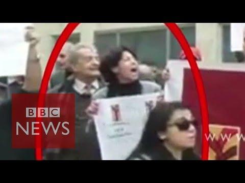 Egypt: Footage shows shot protester Shaimaa al-Sabbagh