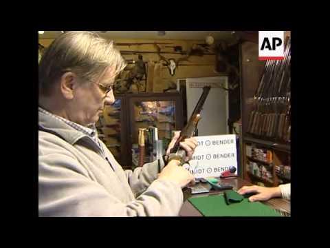 TALKING POINT Gun ownership under spotlight after school massacre