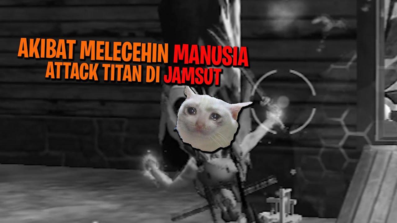 ATTACK TITAN DI JAMSUT
