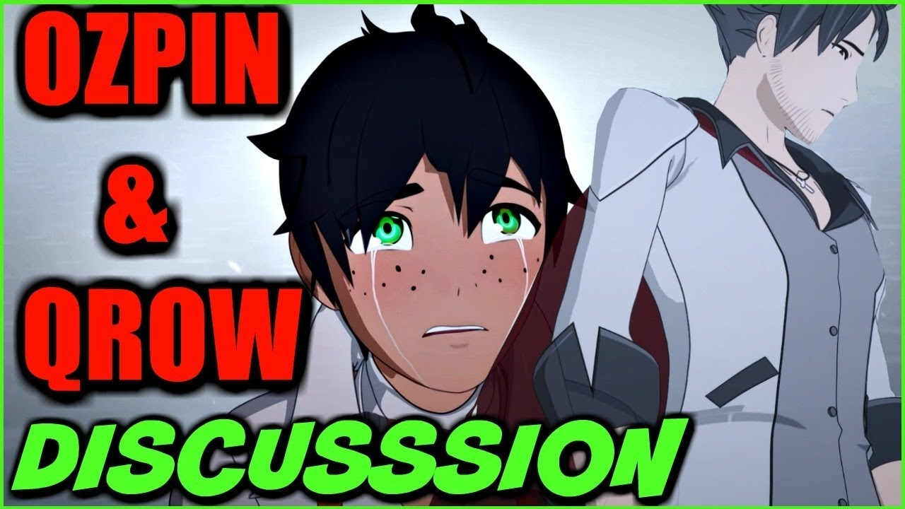 Qrow and Ozpin Breakdown | RWBY Volume 6 Chapter 4 Spoilers