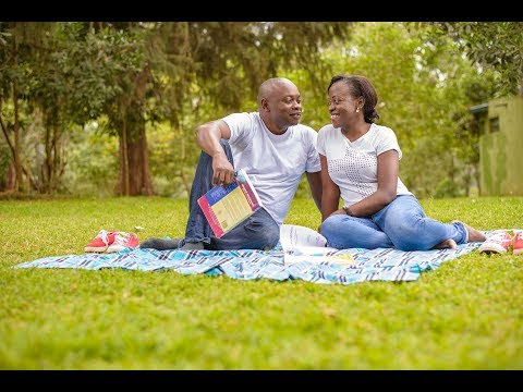 Epic Campus Love Story - Victoria & Collins : Save The Date