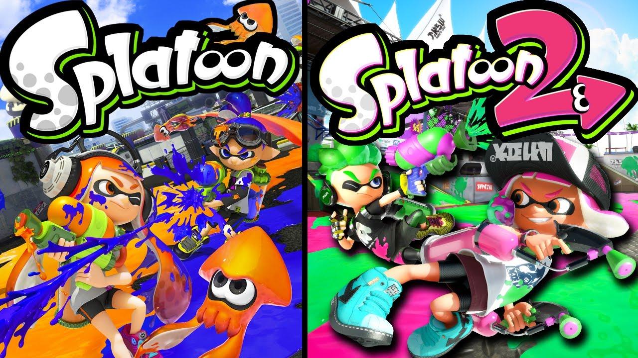 Splatoon Wii U Gameplay - Splatoon 2 Switch News Global ... |Splatoon Wii
