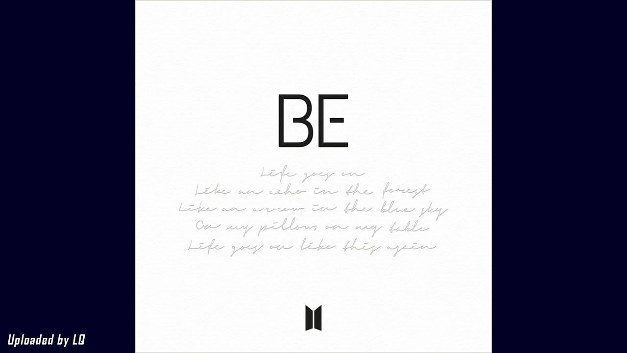 Arti Lirik dan Terjemahan BTS - Dis-ease