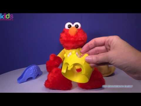Kids Toys 2017 - ELMO SESAME STREET Elmo the Musical Let's Imagine Elmo YouTube Toy -  Toys For Kids