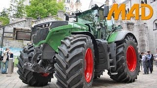 Fendt 1000 Vario: the first official presentation