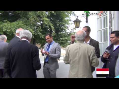 Egypt 62nd National Day Anniversary Celebration in Denmark