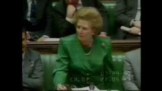 Thatcher VS Kinnock on Privatization