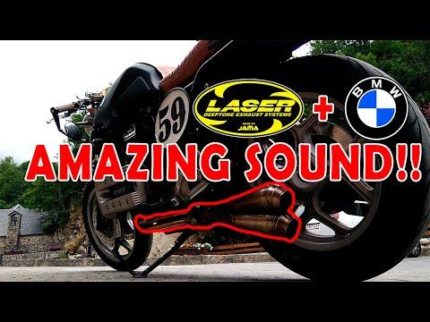 BMW k100 '84 Sound - Cafe Racer