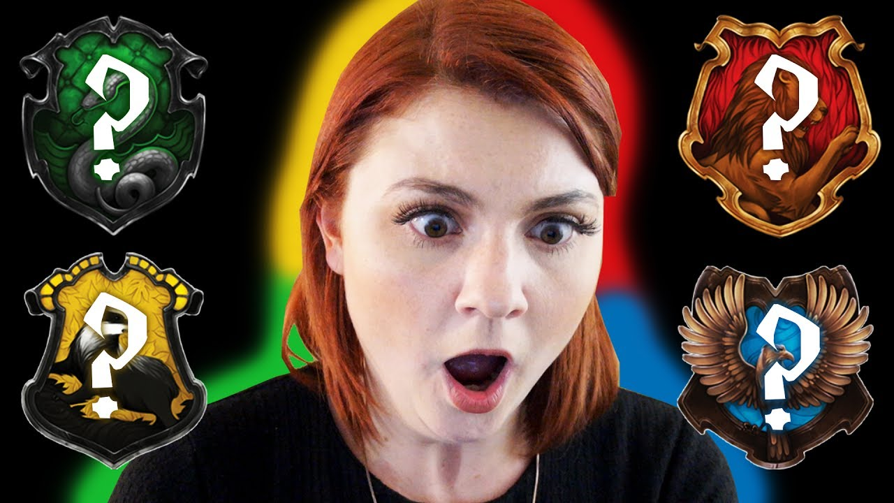 Harry Potter House Sorting on Buzzfeed!