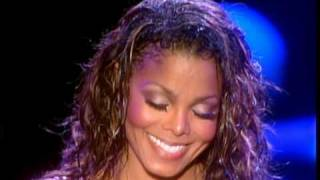 Janet Jackson performing 'Again' - All For You Tour 2001-2002. http...