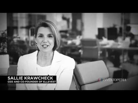 Sell: CEO Sallie Krawcheck's Favorite Financial Term