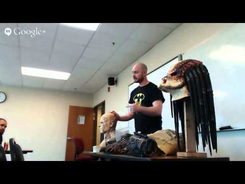 Craft Fu - Dan Stephensen Sculpting and molding for latex pours