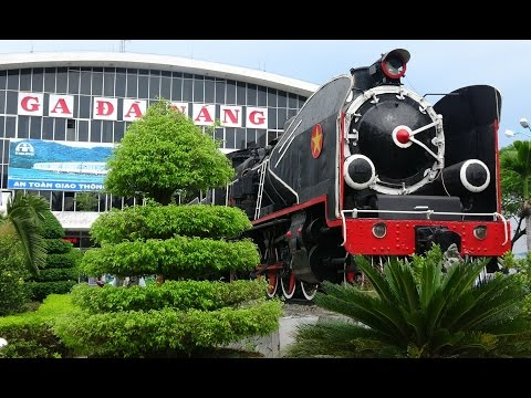 Vietnam's Reunification Express – Da Nang to Nha Trang - 4K