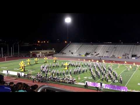 James Madison High School Band 2016