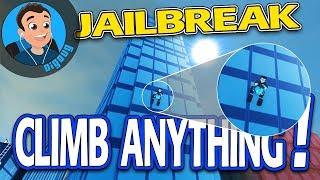 The ATV wall climbing glitch Roblox JailBreak Gets EVEN BETTER!!