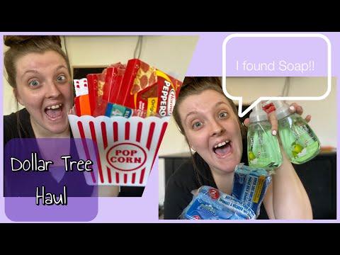 Dollar Tree Haul | April Dollar Tree Haul | Essentials Haul | Food From Dollar Tree | OurOsbornLife