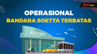 Mulai 1 April, Pengoperasian Terminal 1 & 2 Bandara Soekarno-Hatta Dibatasi - JPNN.com