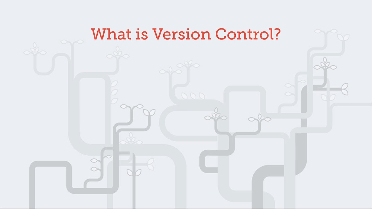 What is version control learn git video course youtube what is version control learn git video course pooptronica
