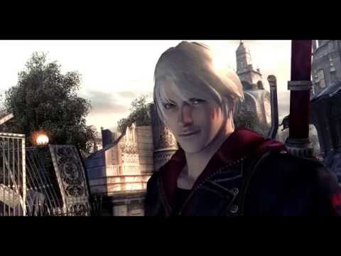 Devil May Cry 4 - Cutscene after Credits (Nero & Kyrie) WITHOUT CREDITS (Short version) [1080p]