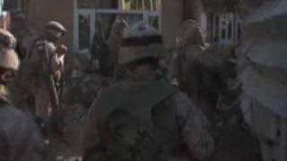 3rd Bn, 5th Marines in FAllujah, Iraq