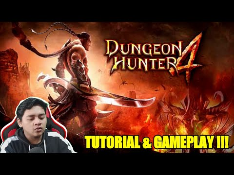 Maen Dungeon Hunter 4 2019 !!!