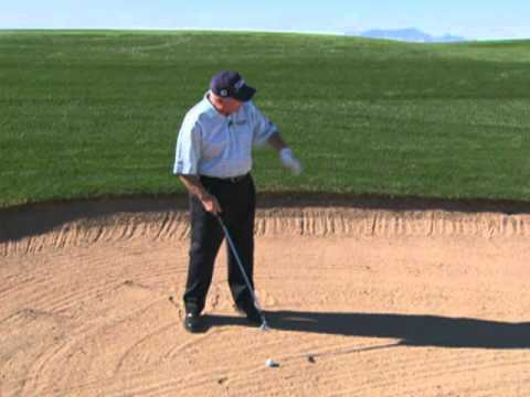 Butch Harmon Bunker Play - Golf Digest South Carolina Golf Tip