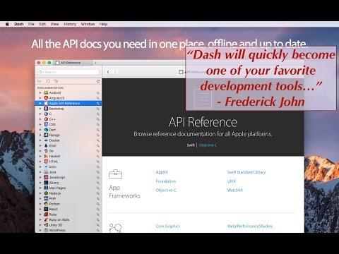 Dash For MacOS