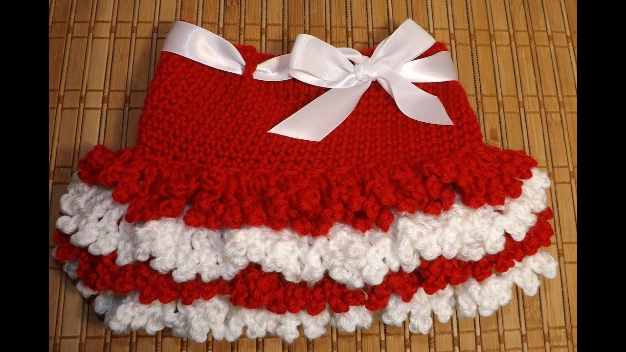 d03d8b989 Crochet Skirt (Valentine's Day)